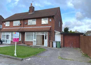 3 bed semi-detached house for sale in Hoylake Road, Moreton, Wirral CH46