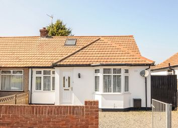 Thumbnail 3 bed semi-detached bungalow for sale in Corwell Lane, Uxbridge, Middlesex