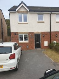 Thumbnail 3 bed semi-detached house for sale in Coney Drive, Motherwell