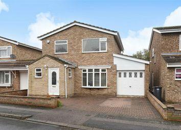 Thumbnail 4 bed detached house for sale in Prinknash Road, Putnoe, Bedford