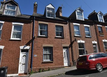 Thumbnail 3 bed terraced house for sale in Portland Street, Newtown, Exeter