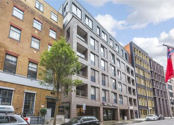 Penthouse 24, 20 Alie Street, London E1. Studio for sale