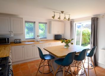 Thumbnail 4 bed semi-detached house for sale in The Street, Chelsworth, Ipswich