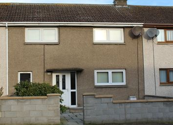Thumbnail 1 bed terraced house for sale in Barfield Road, Buckie