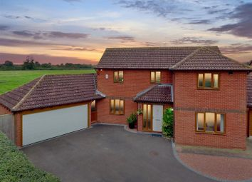 Thumbnail 4 bed detached house for sale in Walnut Road, Bottesford, Grantham