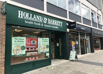 Thumbnail Retail premises to let in 58 Cornwall Street, Plymouth, Devon