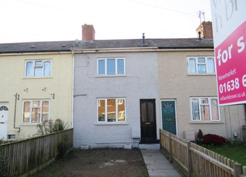 Thumbnail 3 bed terraced house for sale in Exning Road, Newmarket
