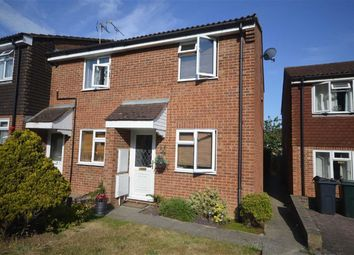 Thumbnail 2 bed end terrace house for sale in Woodlea, Ashford, Kent