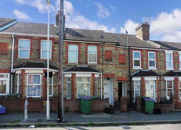 Thumbnail 3 bedroom terraced house for sale in Allendale Street, Folkestone, Kent