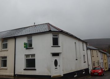 Thumbnail 3 bed end terrace house to rent in New William Street, Blaenavon, Pontypool