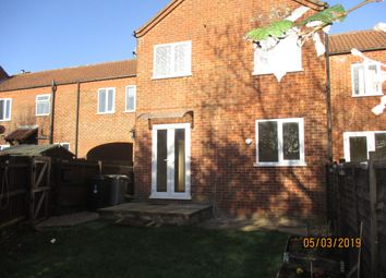 Thumbnail 2 bedroom end terrace house to rent in Ladywell, Oakham