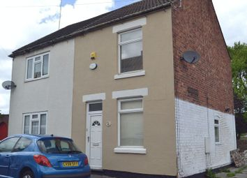 Thumbnail 2 bed terraced house to rent in Parliament Street, Newhall, Swadlincote
