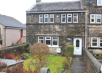 Thumbnail 2 bedroom cottage for sale in Sude Hill, New Mill, Holmfirth