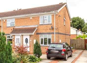 Thumbnail 3 bed semi-detached house for sale in Minter Close, York
