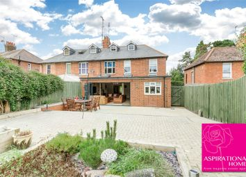 Thumbnail 4 bed semi-detached house for sale in Wellington Road, Raunds, Northamptonshire