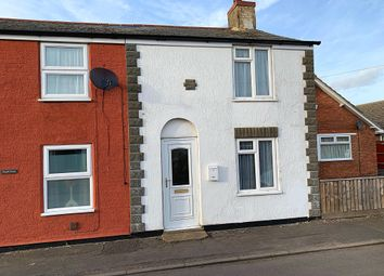 Thumbnail 2 bedroom end terrace house to rent in Mayfield Road, Eastrea, Peterborough