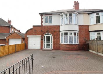 Thumbnail 3 bed semi-detached house for sale in Willenhall Road, Bilston