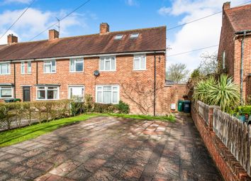 Thumbnail 4 bed end terrace house for sale in Hazelwood Lane, Abbots Langley