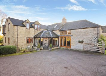 Thumbnail 5 bed country house for sale in Witney Lane, Leafield, Witney, Oxfordshire
