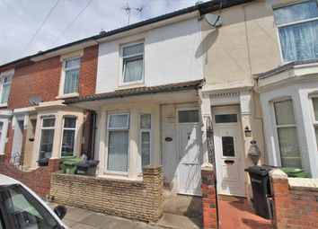 Thumbnail 3 bed terraced house for sale in Penhale Road, Portsmouth