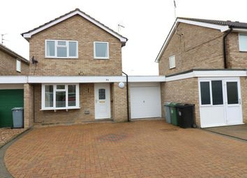 Thumbnail 3 bed detached house for sale in Towning Close, Deeping St James, Market Deeping, Lincolnshire