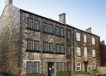 Thumbnail 1 bed flat for sale in 86A High Street, Yeadon