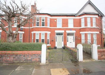 Thumbnail 4 bed terraced house to rent in Cambridge Road, Crosby, Liverpool