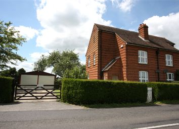 Thumbnail 2 bed semi-detached house for sale in Poyle Corner Cottages, White Lane, Tongham, Farnham