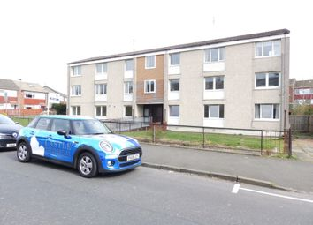 Thumbnail 2 bed flat to rent in Lochfield Road, Paisley, Renfrewshire