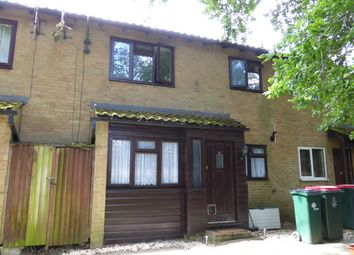 Thumbnail 1 bed terraced house to rent in Lanercost Road, Crawley
