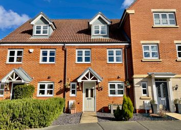 Thumbnail 4 bed town house for sale in Lockwood Road, Leicestershire, Barrow Upon Soar