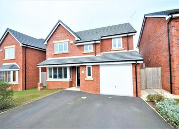 Thumbnail 4 bed detached house for sale in Benedict Drive, Normoss, Blackpool, Lancashire