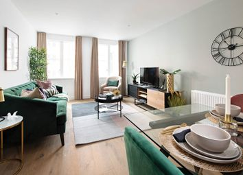 Thumbnail 2 bedroom flat for sale in Esther Anne Place, Almeida Street, Islington