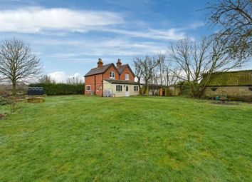 Thumbnail 4 bed farmhouse to rent in Trench Green, Mapledurham