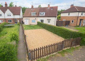 Thumbnail 2 bed semi-detached house for sale in Stephenson Way, Corby