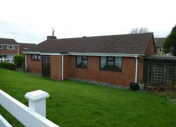 Thumbnail 3 bed detached bungalow for sale in St. Johns Drive, Newhall