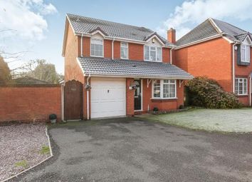 Thumbnail 3 bed detached house for sale in Padstow, Amington, Tamworth, Staffordshire