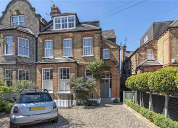 Thumbnail 6 bed semi-detached house for sale in Killieser Avenue, London
