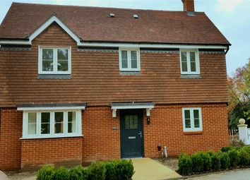 Thumbnail 4 bed detached house for sale in Aurum Green Avenue, Chineham, Hampshire