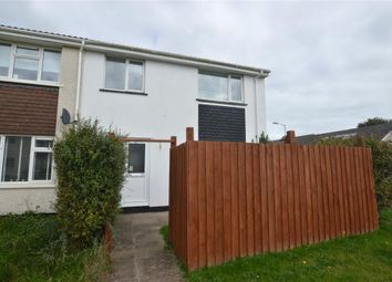 Thumbnail 3 bed end terrace house to rent in St. Martins Crescent, Camborne, Cornwall