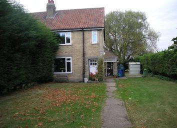 Thumbnail 3 bed cottage to rent in Hall Lane, Nettleham, Lincoln