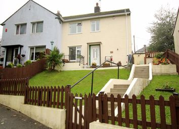 2 bed semi-detached house for sale in Melrose Avenue, Pennycross, Plymouth PL2