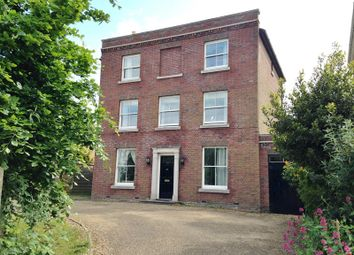 Thumbnail 6 bed detached house for sale in Priory Road, Hardway, Gosport