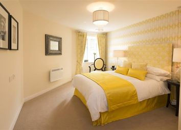 Thumbnail 2 bed flat for sale in Park View Road, Prestwich, Manchester