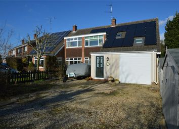Thumbnail 3 bed semi-detached house for sale in Greatfield Lane, Up Hatherley, Cheltenham
