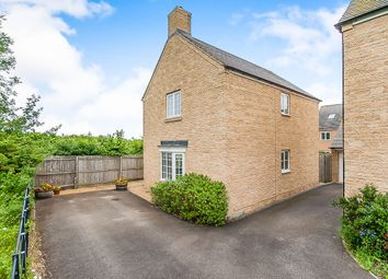 Thumbnail 3 bed detached house for sale in Sycamore Close, Kings Cliffe, Peterborough
