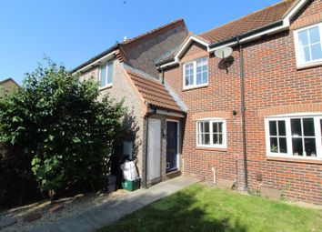 Thumbnail 2 bed terraced house for sale in Foxborough Gardens, Bradley Stoke, Bristol