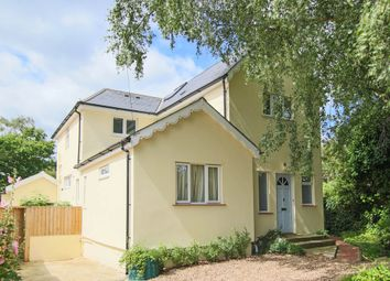 Thumbnail 5 bedroom detached house for sale in Cambridge Road, Great Shelford, Cambridge