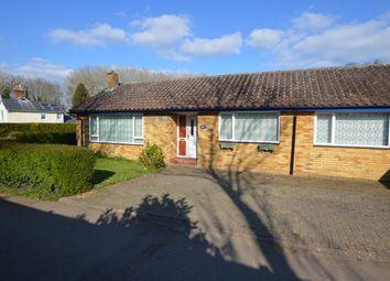 Thumbnail 3 bed semi-detached bungalow for sale in Arms Lane, Kedington