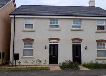 Thumbnail 3 bed end terrace house to rent in Ternata Drive, Monmouth
